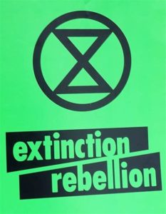 Lettre d'info Extinction Rebellion