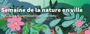 Participez à la végétalisation de Chambéry !